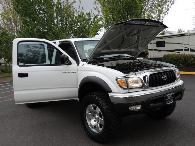 2003 Toyota Tacoma SR5 V6 / 4X4 /TRD OFF RD  REAR DIFF LOCKS / LIFTED - Photo 30 - Portland, OR 97217