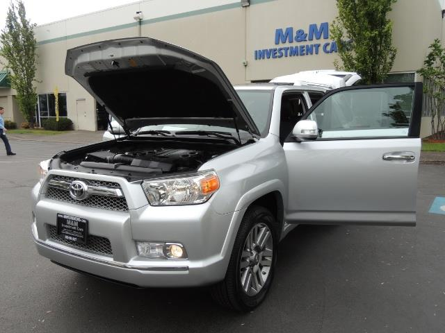 2013 toyota 4runner limited edition 3rd row seats navi 4wd. Black Bedroom Furniture Sets. Home Design Ideas