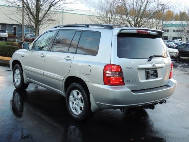 2001 Toyota Highlander V6 Limited Awd All Wheel Drive
