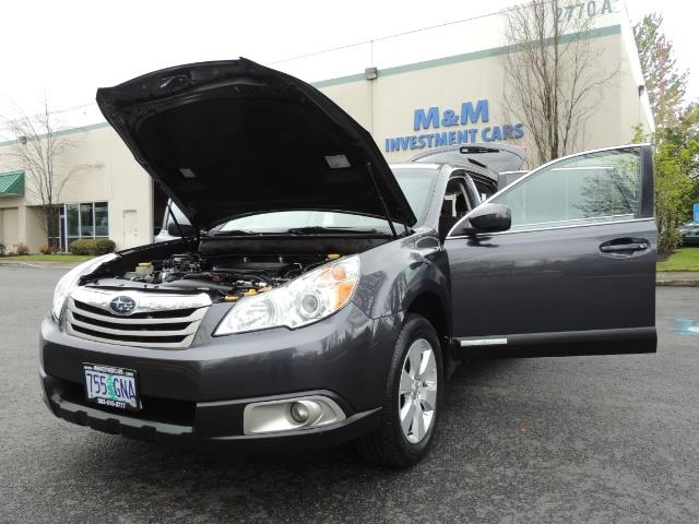 2012 Subaru Outback 2.5i Premium Wagon / ALL WHEEL DRIVE  / LOW MILES - Photo 38 - Portland, OR 97217