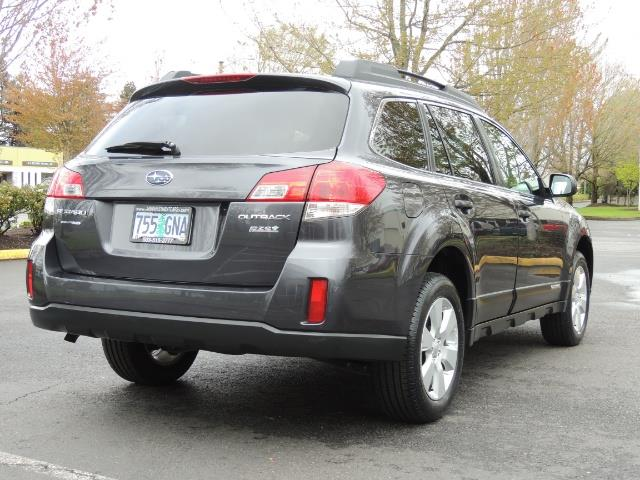 2012 Subaru Outback 2.5i Premium Wagon / ALL WHEEL DRIVE  / LOW MILES - Photo 8 - Portland, OR 97217