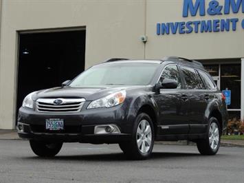 2012 Subaru Outback 2.5i Premium Wagon / ALL WHEEL DRIVE  / LOW MILES Wagon