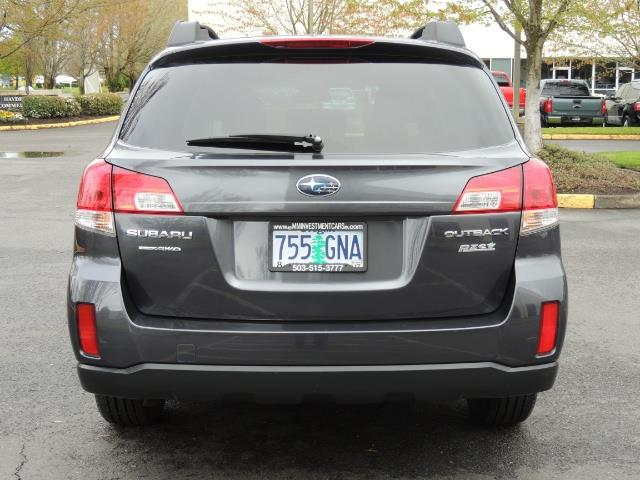 2012 Subaru Outback 2.5i Premium Wagon / ALL WHEEL DRIVE  / LOW MILES - Photo 6 - Portland, OR 97217