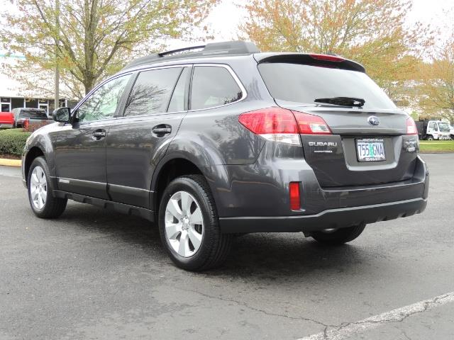 2012 Subaru Outback 2.5i Premium Wagon / ALL WHEEL DRIVE  / LOW MILES - Photo 7 - Portland, OR 97217