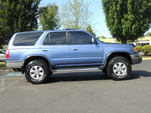 "2000 Toyota 4Runner SR5 4dr 4WD 3.4L 6Cyl LIFTED 33 "" Mud Tires - Photo 3 - Portland, OR 97217"