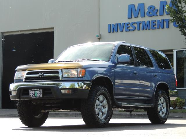 "2000 Toyota 4Runner SR5 4dr 4WD 3.4L 6Cyl LIFTED 33 "" Mud Tires - Photo 1 - Portland, OR 97217"