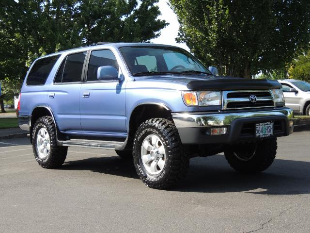 "2000 Toyota 4Runner SR5 4dr 4WD 3.4L 6Cyl LIFTED 33 "" Mud Tires - Photo 2 - Portland, OR 97217"