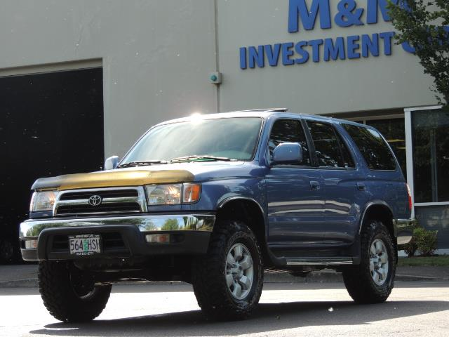 "2000 Toyota 4Runner SR5 4dr 4WD 3.4L 6Cyl LIFTED 33 "" Mud Tires - Photo 40 - Portland, OR 97217"