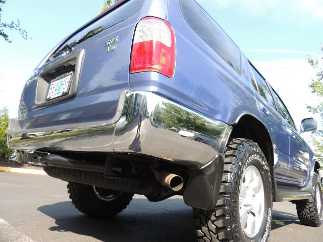 "2000 Toyota 4Runner SR5 4dr 4WD 3.4L 6Cyl LIFTED 33 "" Mud Tires - Photo 22 - Portland, OR 97217"