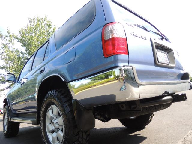 "2000 Toyota 4Runner SR5 4dr 4WD 3.4L 6Cyl LIFTED 33 "" Mud Tires - Photo 23 - Portland, OR 97217"