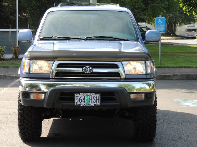 "2000 Toyota 4Runner SR5 4dr 4WD 3.4L 6Cyl LIFTED 33 "" Mud Tires - Photo 5 - Portland, OR 97217"