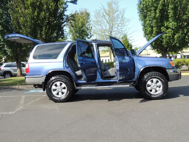 "2000 Toyota 4Runner SR5 4dr 4WD 3.4L 6Cyl LIFTED 33 "" Mud Tires - Photo 10 - Portland, OR 97217"