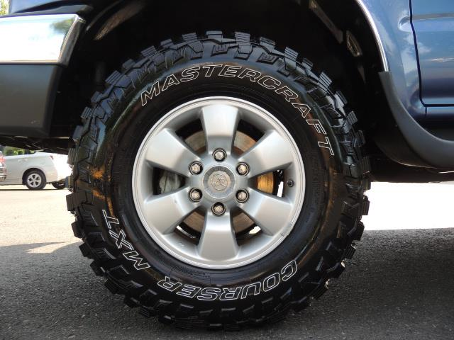 "2000 Toyota 4Runner SR5 4dr 4WD 3.4L 6Cyl LIFTED 33 "" Mud Tires - Photo 20 - Portland, OR 97217"