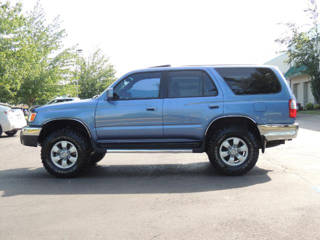 "2000 Toyota 4Runner SR5 4dr 4WD 3.4L 6Cyl LIFTED 33 "" Mud Tires - Photo 4 - Portland, OR 97217"
