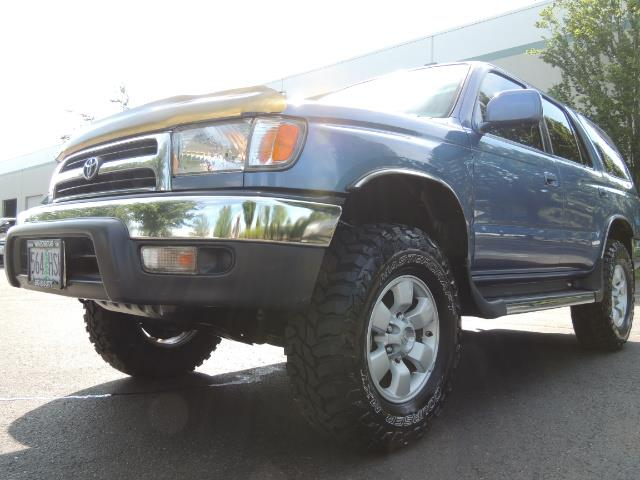 "2000 Toyota 4Runner SR5 4dr 4WD 3.4L 6Cyl LIFTED 33 "" Mud Tires - Photo 39 - Portland, OR 97217"