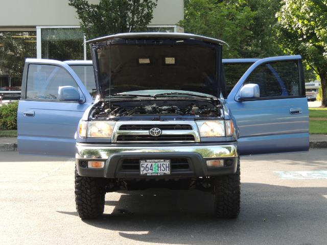 "2000 Toyota 4Runner SR5 4dr 4WD 3.4L 6Cyl LIFTED 33 "" Mud Tires - Photo 29 - Portland, OR 97217"