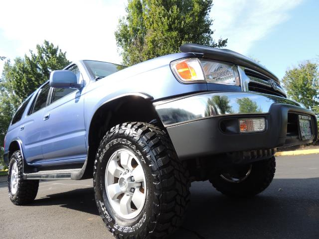 "2000 Toyota 4Runner SR5 4dr 4WD 3.4L 6Cyl LIFTED 33 "" Mud Tires - Photo 24 - Portland, OR 97217"
