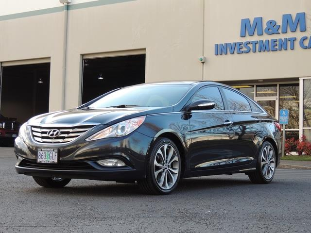 2013 Hyundai Sonata 2.0T Limited w/Navi / Leather / Loaded / 1-OWNER - Photo 44 - Portland, OR 97217