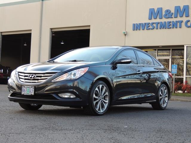 2013 Hyundai Sonata 2.0T Limited w/Navi / Leather / Loaded / 1-OWNER - Photo 45 - Portland, OR 97217