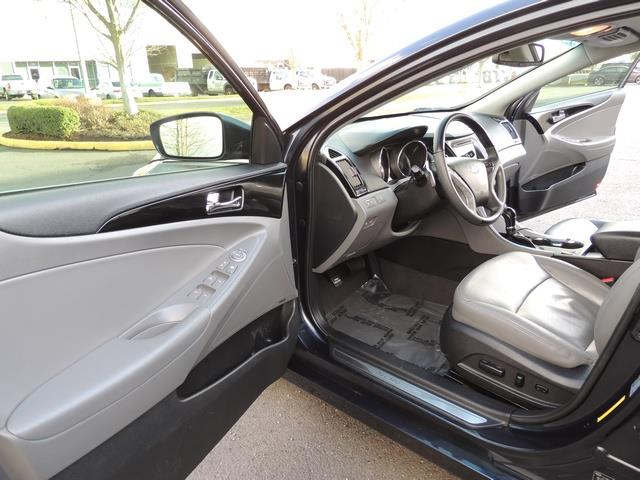 2013 Hyundai Sonata 2.0T Limited w/Navi / Leather / Loaded / 1-OWNER - Photo 13 - Portland, OR 97217