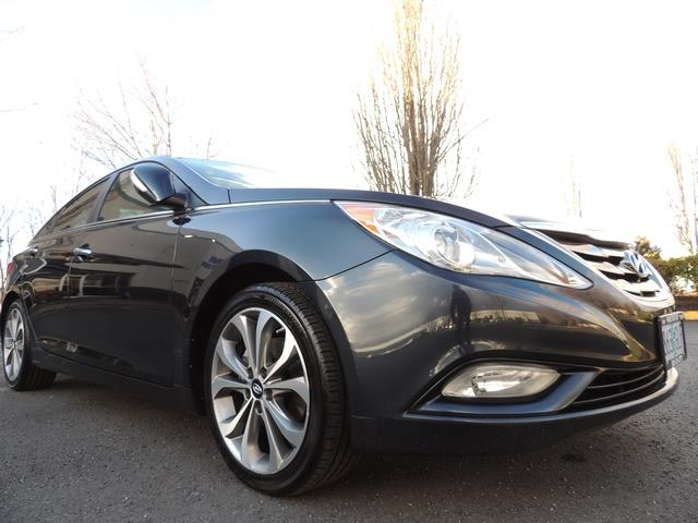 2013 Hyundai Sonata 2.0T Limited w/Navi / Leather / Loaded / 1-OWNER - Photo 10 - Portland, OR 97217