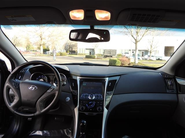 2013 Hyundai Sonata 2.0T Limited w/Navi / Leather / Loaded / 1-OWNER - Photo 36 - Portland, OR 97217