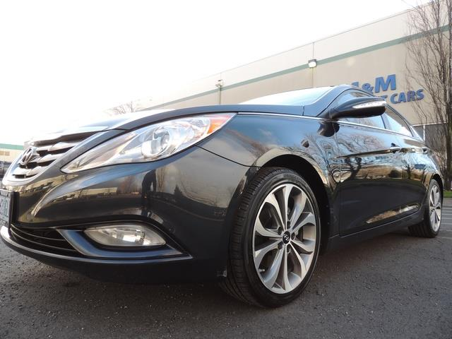 2013 Hyundai Sonata 2.0T Limited w/Navi / Leather / Loaded / 1-OWNER - Photo 9 - Portland, OR 97217
