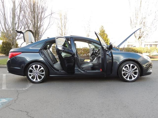 2013 Hyundai Sonata 2.0T Limited w/Navi / Leather / Loaded / 1-OWNER - Photo 31 - Portland, OR 97217
