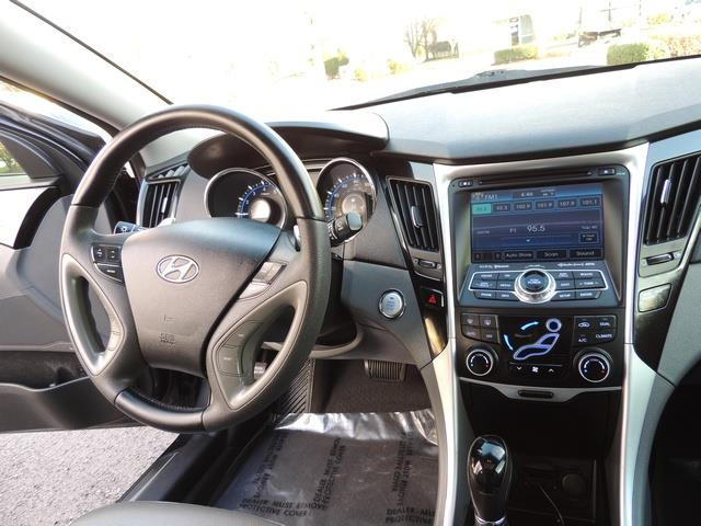 2013 Hyundai Sonata 2.0T Limited w/Navi / Leather / Loaded / 1-OWNER - Photo 18 - Portland, OR 97217