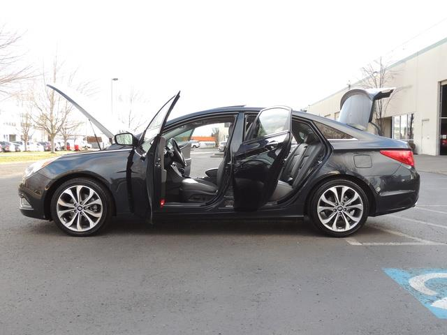 2013 Hyundai Sonata 2.0T Limited w/Navi / Leather / Loaded / 1-OWNER - Photo 26 - Portland, OR 97217