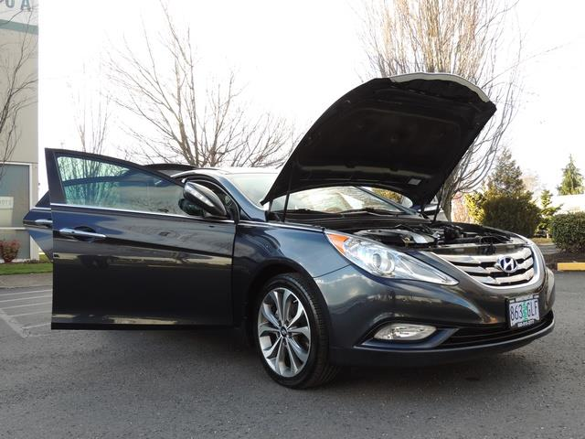 2013 Hyundai Sonata 2.0T Limited w/Navi / Leather / Loaded / 1-OWNER - Photo 32 - Portland, OR 97217