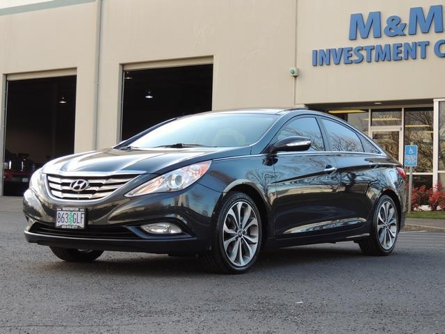2013 Hyundai Sonata 2.0T Limited w/Navi / Leather / Loaded / 1-OWNER - Photo 1 - Portland, OR 97217