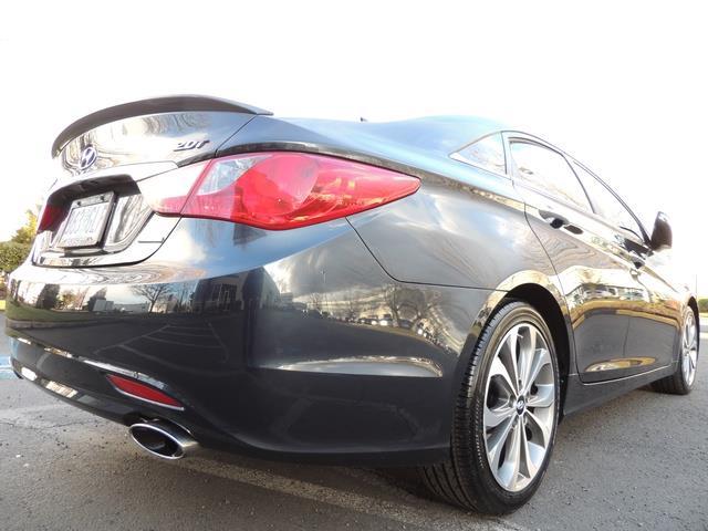 2013 Hyundai Sonata 2.0T Limited w/Navi / Leather / Loaded / 1-OWNER - Photo 12 - Portland, OR 97217