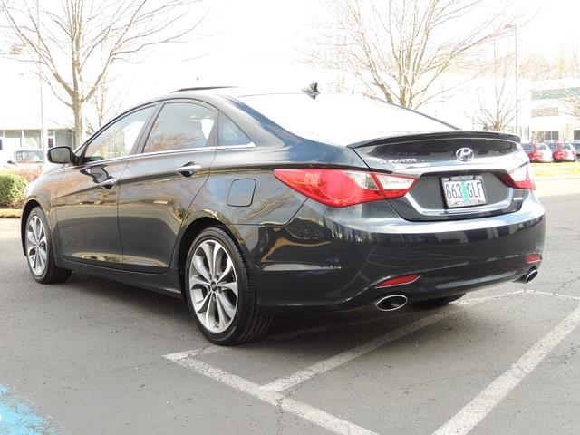 2013 Hyundai Sonata 2.0T Limited w/Navi / Leather / Loaded / 1-OWNER - Photo 7 - Portland, OR 97217