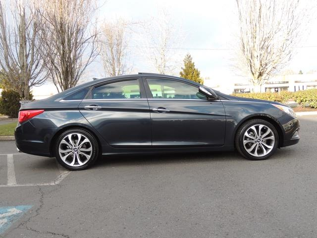 2013 Hyundai Sonata 2.0T Limited w/Navi / Leather / Loaded / 1-OWNER - Photo 4 - Portland, OR 97217