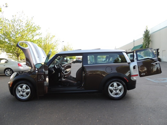 used 2009 mini cooper clubman 6 speed manual panorama. Black Bedroom Furniture Sets. Home Design Ideas