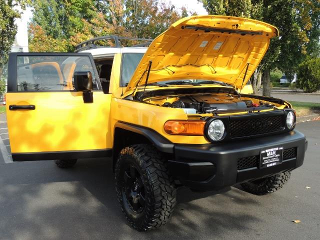 Toyota Fj Cruiser Suv Speed Diff Lock Lifted