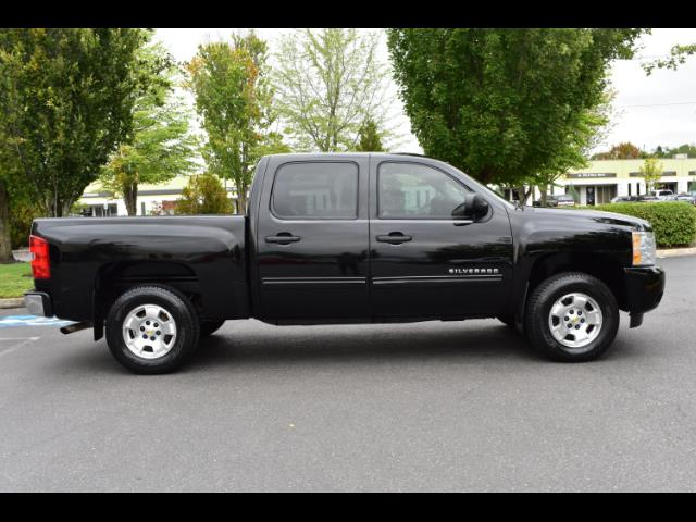 2011 Chevrolet Silverado 1500 LT / Crew Cab / 5.3L 8Cyl / 4X4 / Excel Cond - Photo 4 - Portland, OR 97217