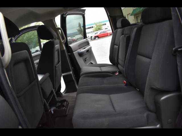 2011 Chevrolet Silverado 1500 LT / Crew Cab / 5.3L 8Cyl / 4X4 / Excel Cond - Photo 15 - Portland, OR 97217