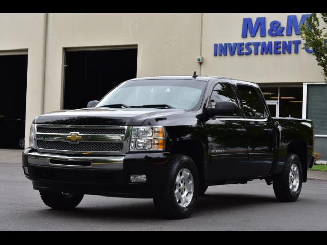 2011 Chevrolet Silverado 1500 LT / Crew Cab / 5.3L 8Cyl / 4X4 / Excel Cond - Photo 42 - Portland, OR 97217