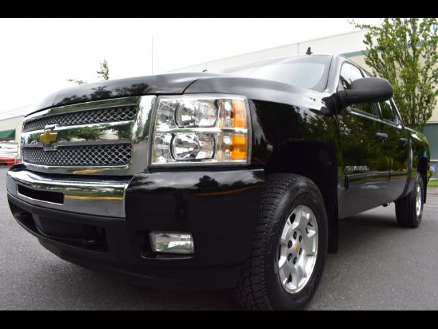 2011 Chevrolet Silverado 1500 LT / Crew Cab / 5.3L 8Cyl / 4X4 / Excel Cond - Photo 9 - Portland, OR 97217