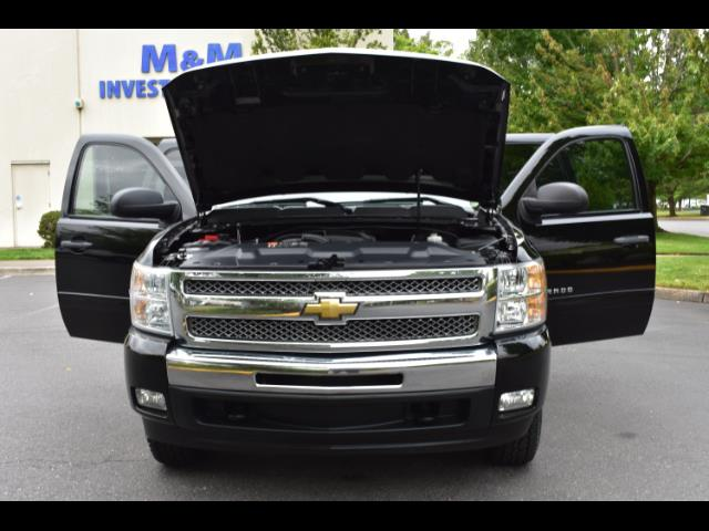 2011 Chevrolet Silverado 1500 LT / Crew Cab / 5.3L 8Cyl / 4X4 / Excel Cond - Photo 31 - Portland, OR 97217