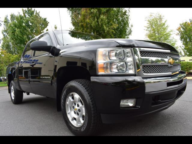 2011 Chevrolet Silverado 1500 LT / Crew Cab / 5.3L 8Cyl / 4X4 / Excel Cond - Photo 10 - Portland, OR 97217