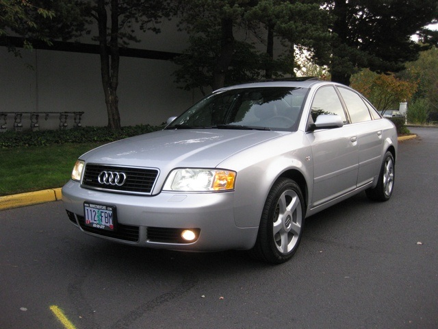 2003 audi a6 quattro awd leather serviced timing belt replaced. Black Bedroom Furniture Sets. Home Design Ideas