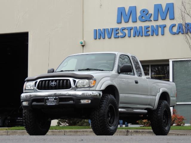 2003 Toyota Tacoma V6 2dr Xtracab / 4X4 / 3.4L / 5-SPEED / LIFTED - Photo 43 - Portland, OR 97217