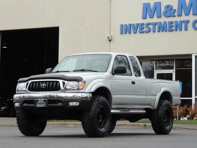 2003 Toyota Tacoma V6 2dr Xtracab / 4X4 / 3.4L / 5-SPEED / LIFTED - Photo 39 - Portland, OR 97217