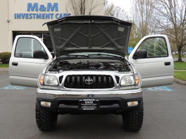 2003 Toyota Tacoma V6 2dr Xtracab / 4X4 / 3.4L / 5-SPEED / LIFTED - Photo 32 - Portland, OR 97217