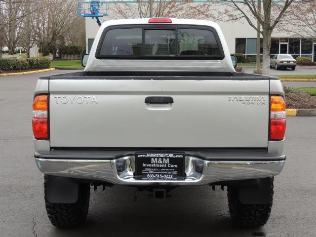2003 Toyota Tacoma V6 2dr Xtracab / 4X4 / 3.4L / 5-SPEED / LIFTED - Photo 6 - Portland, OR 97217