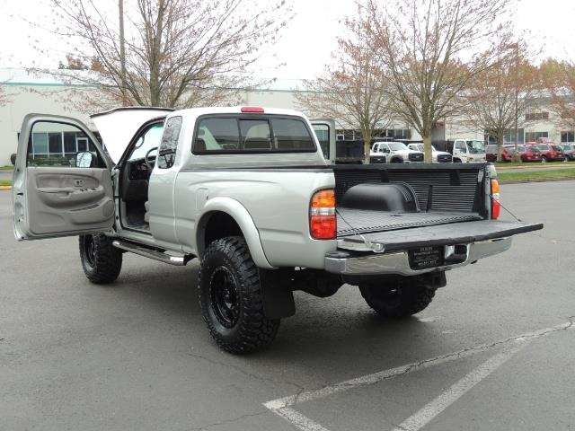 2003 Toyota Tacoma V6 2dr Xtracab / 4X4 / 3.4L / 5-SPEED / LIFTED - Photo 27 - Portland, OR 97217