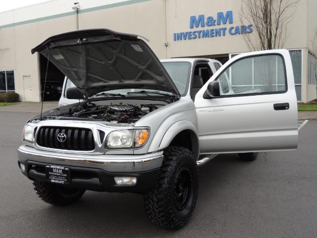 2003 Toyota Tacoma V6 2dr Xtracab / 4X4 / 3.4L / 5-SPEED / LIFTED - Photo 25 - Portland, OR 97217